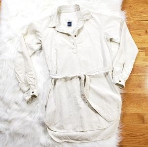 MADEWELL BELTED DRESS (XS)